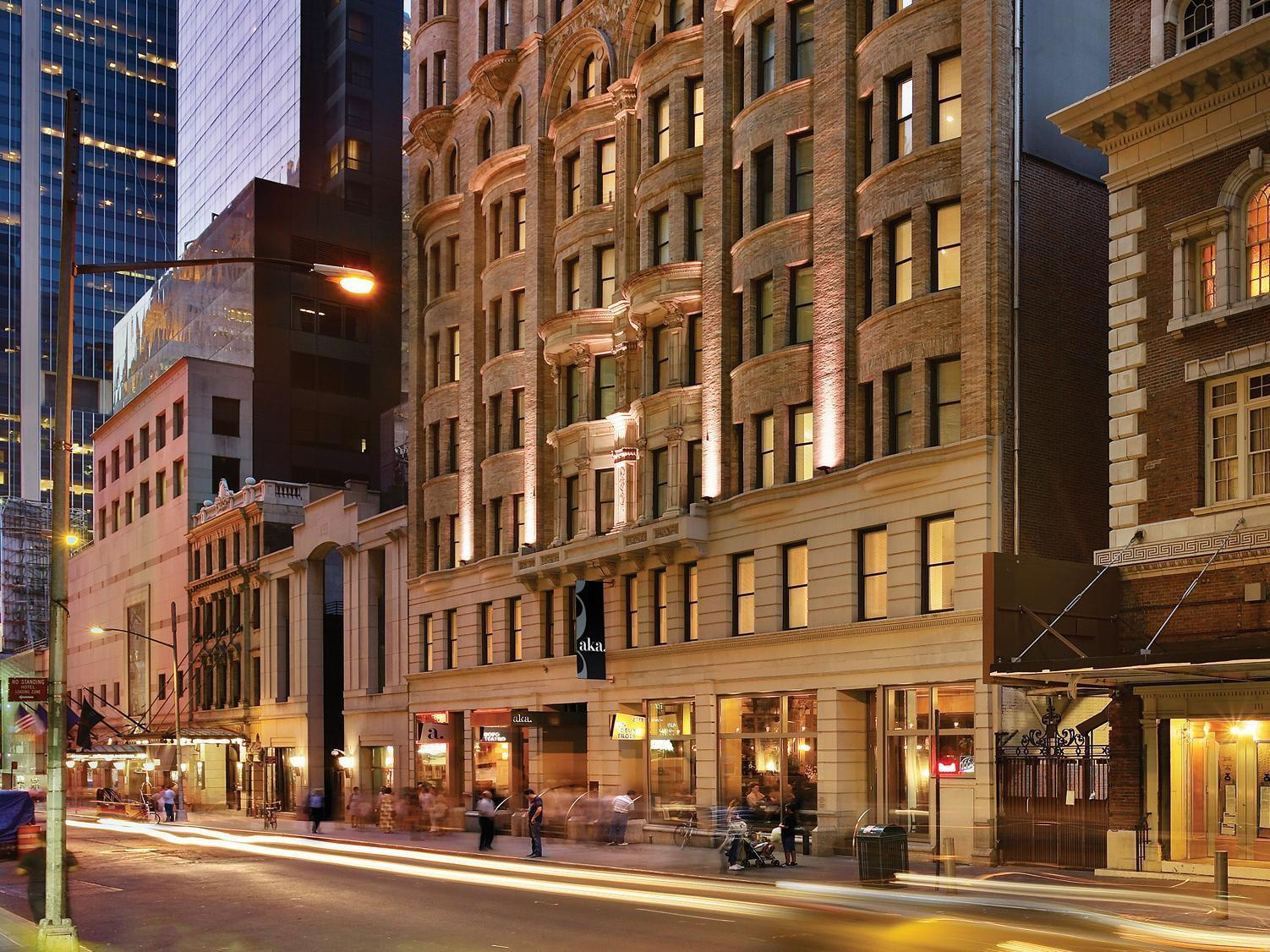 Best Price On Aka Times Square In New York Ny Reviews