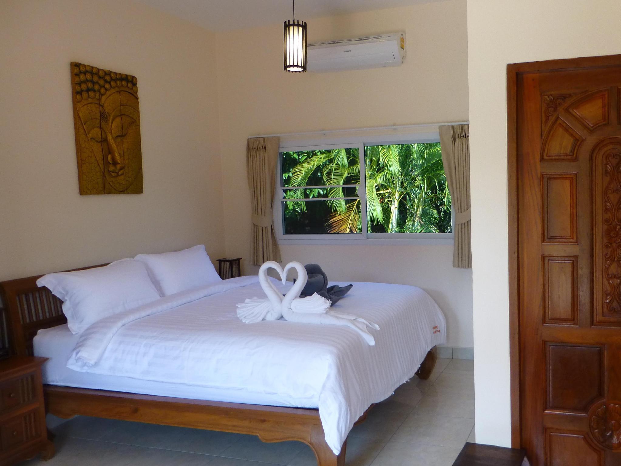 Khao sok jasmine garden resort, khao sok (suratthani)   boek een ...